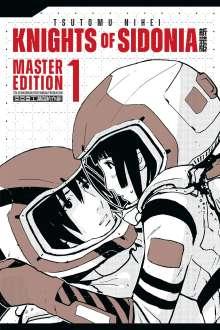 Tsutomu Nihei: Knights of Sidonia - Master Edition 1, Buch