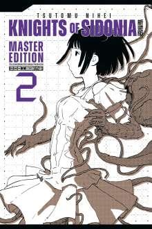 Tsutomu Nihei: Knights of Sidonia - Master Edition 2, Buch