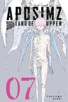 Tsutomu Nihei: Aposimz 7, Buch