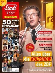 Andreas Tichler: Stadlpost Spezial 50 Jahre ZDF Hitparade, Buch