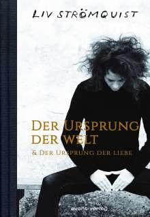 Liv Strömquist: Der Ursprung der Welt & Der Ursprung der Liebe, Buch