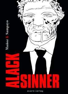Carlos Sampayo: Alack Sinner, Buch