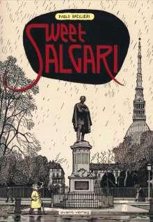 Paolo Bacilieri: Sweet Salgari, Buch