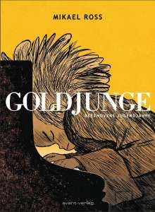Mikael Ross: Goldjunge, Buch