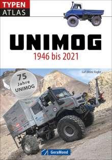 Carl-Heinz Vogler: Typenatlas Unimog, Buch