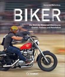 Henry von Wartenberg: Biker, Buch