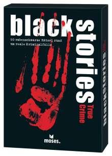 Corinna Harder: black stories - True Crime, Diverse