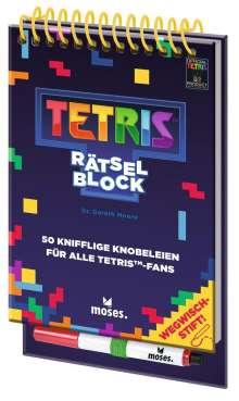 Gareth Moore: Der Tetris-Rätselblock, Buch