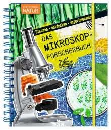 Bärbel Oftring: Expedition Natur: Das Mikroskop-Forscherbuch, Buch