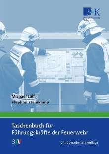 Michael Lülf: Taschenbuch für Führungskräfte der Feuerwehr, Buch