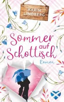 Karin Lindberg: Sommer auf Schottisch, Buch