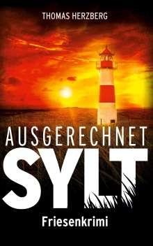 Thomas Herzberg: Ausgerechnet Sylt, Buch