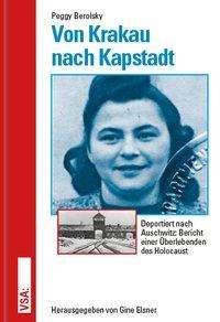 Peggy Berolsky: Von Krakau nach Kapstadt, Buch