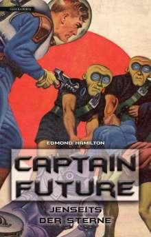 Edmond Hamilton: Captain Future 09: Jenseits der Sterne, Buch