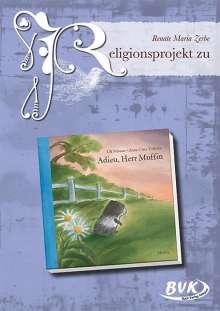 Ulf Nilsson: Religionsprojekt zu Adieu, Herr Muffin, Buch