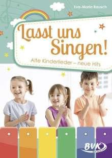 Eva-Maria Rausch: Lasst uns singen!, Buch