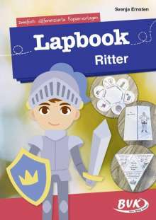Svenja Ernsten: Lapbook Ritter, Buch