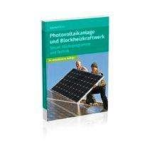 Photovoltaikanlage und Blockheizkraftwerk (BHKW), Buch