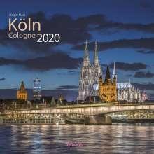Köln 2020 bella vista Broschürenkalender, Diverse