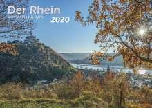 Der Rhein von Mainz bis Köln 2020 Bildkalender A3, Diverse