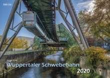 Wuppertal Schwebebahn 2020 Bildkalender A3, Diverse