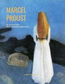 Marcel Proust: Im Schatten der jungen Mädchen, Buch