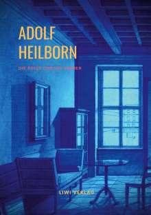 Adolf Heilborn: Die Reise durchs Zimmer, Buch