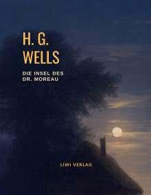 H. G. Wells: Die Insel des Dr. Moreau, Buch