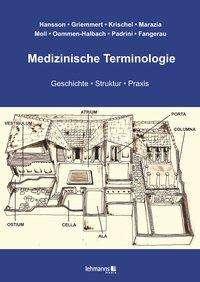 Nils Hansson: Medizinische Terminologie, Buch