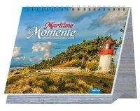 "Wochenkalender ""Maritime Momente"" 2021, Kalender"