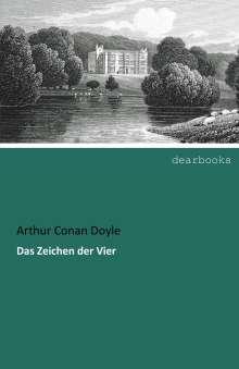 Arthur Conan Doyle: Das Zeichen der Vier, Buch