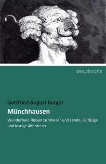 Gottfried August Bürger: Münchhausen, Buch