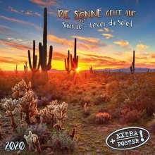 Sonnenuntergang - Sunset - Coucher de Soleil 2020, Diverse