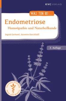 Ingrid Gerhard: Endometriose, Buch