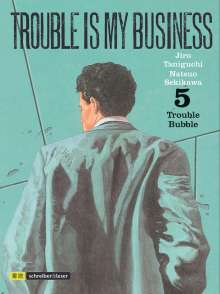 Natsuo Sekikawa: Trouble is my business, Buch