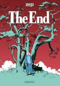 """Philippe """"Zep"""" Chappuis: The End, Buch"""