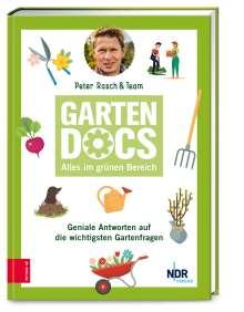 Peter Rasch: Garten-Docs, Buch
