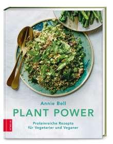 Annie Bell: Plant Power, Buch