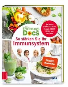 Anne Fleck: Die Ernährungs-Docs - So stärken Sie Ihr Immunsystem, Buch