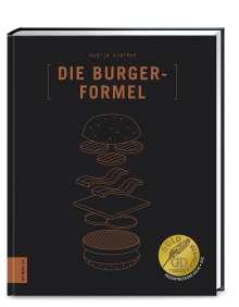 Martin Kintrup: Die Burger-Formel, Buch