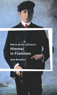 Mário De Sá-Carneiro: Himmel in Flammen, Buch
