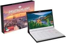 Deutschland Tischkalender 2022, Kalender