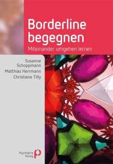 Susanne Schoppmann: Borderline begegnen, Buch