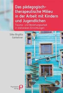 Silke Birgitta Gahleitner: Das pädagogisch-therapeutische Milieu in der Arbeit mit Kindern und Jugendlichen, Buch