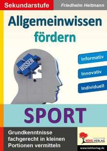 Friedhelm Heitmann: Allgemeinwissen fördern SPORT, Buch