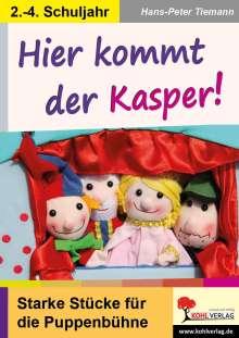 Hans-Peter Tiemann: Hier kommt der Kasper, Buch
