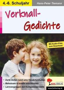 Hans-Peter Tiemann: Verknall-Gedichte, Buch