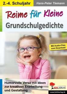 Hans-Peter Tiemann: Reime für Kleine / Grundschulgedichte, Buch