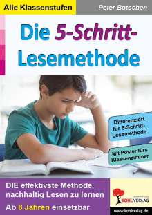 Peter Botschen: Die 5-Schritt-Lesemethode, Buch