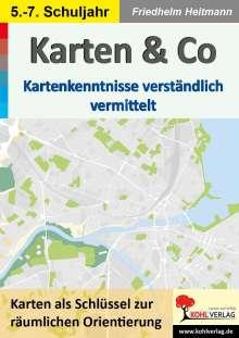 Friedhelm Heitmann: Karten & Co., Buch